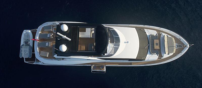 Mibowt yacht aerial