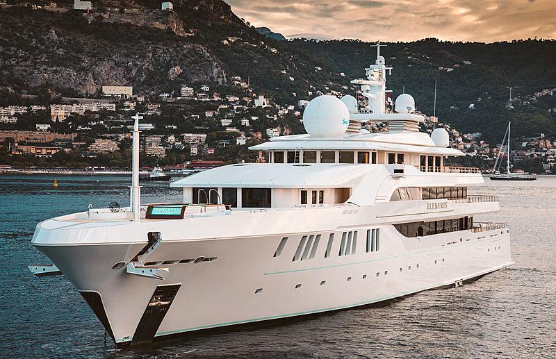 Elements yacht by Yachtley in Monaco