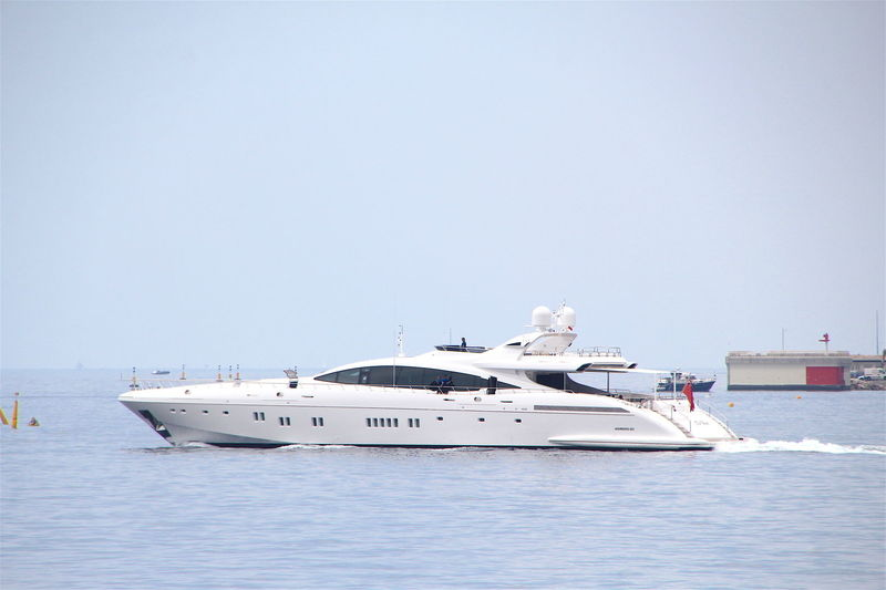 DA VINCI yacht Overmarine