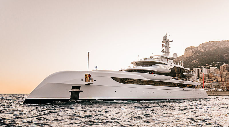 Excellence yacht by Abeking & Rasmussen in Monaco