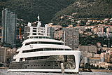 Illusion Plus yacht in Monaco