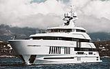 Life Saga yacht by Admiral in Monaco