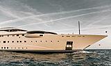 Pelorus yacht by Lürssen in Monaco