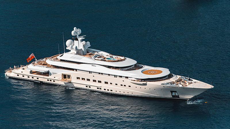 PELORUS yacht Lürssen