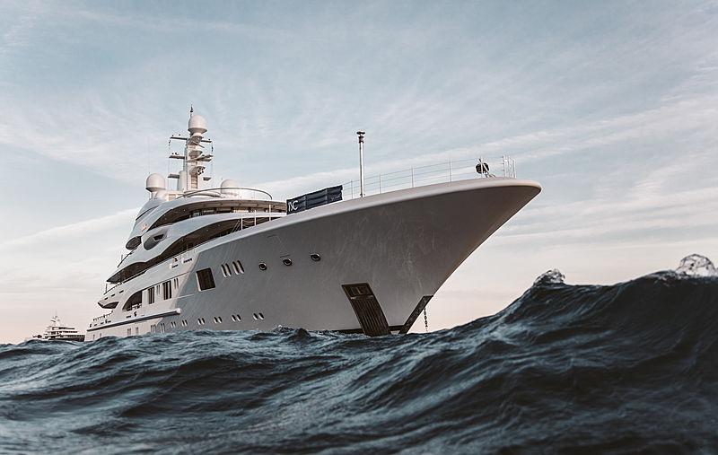 Valerie yacht by Lürssen in Monaco