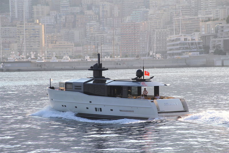 ILLUSION 8 yacht Arcadia