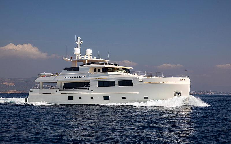 Ocean Dream yacht by Mengi-Yay