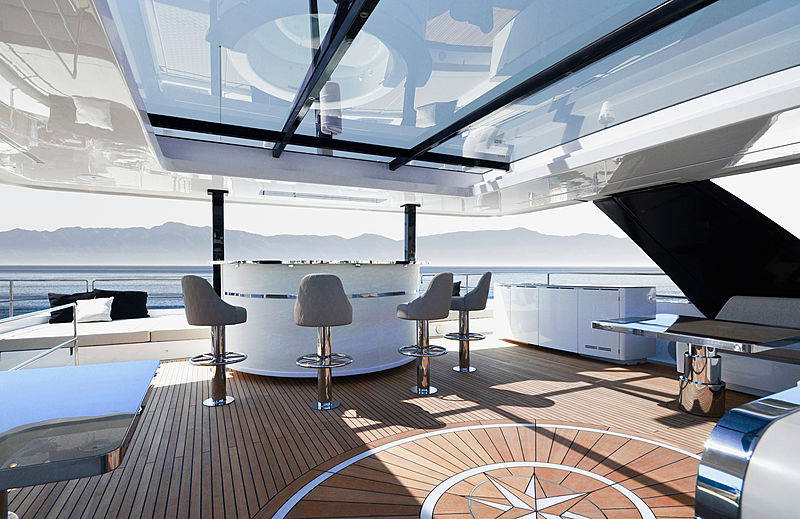 Sunreef 80 power #01 yacht deck
