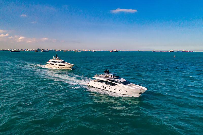 SanLorenzo 86/692 yacht exterior