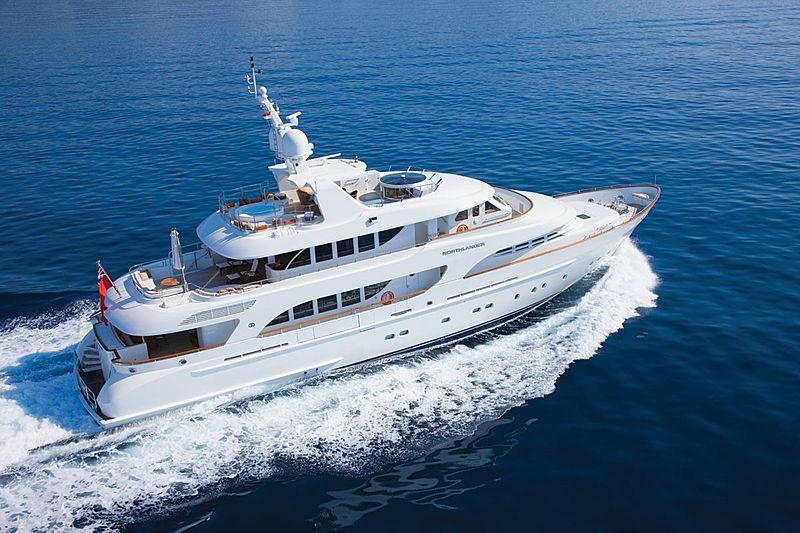 NORTHLANDER yacht Moonen