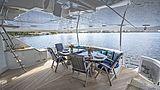 Anthem yacht aft deck