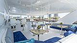 Anthem yacht flybridge