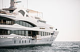 Lady Christine yacht by Feadship in Monaco
