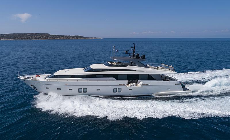 DINAIA yacht Sanlorenzo