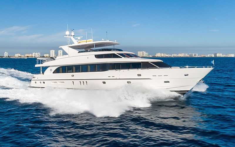 MB 3 yacht Hargrave