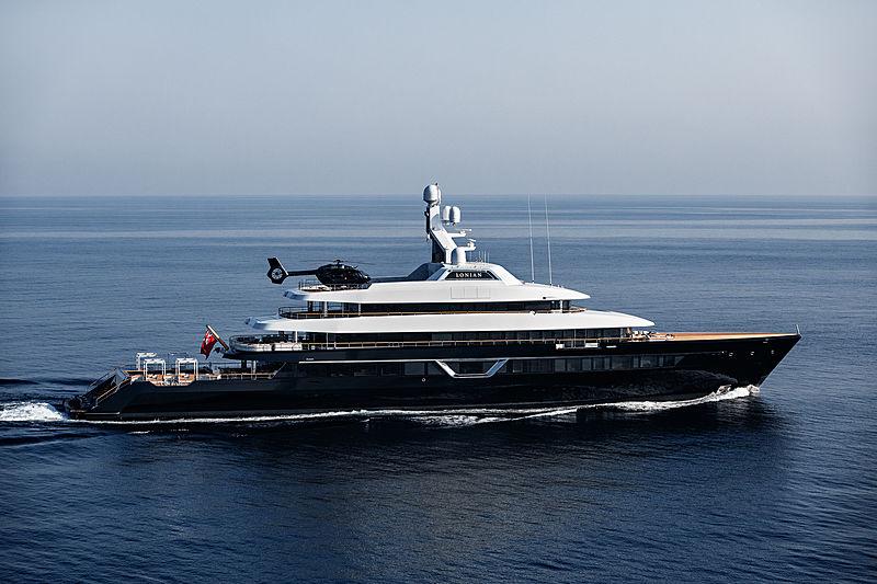 LONIAN yacht Feadship