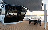Joy Rider yacht deck