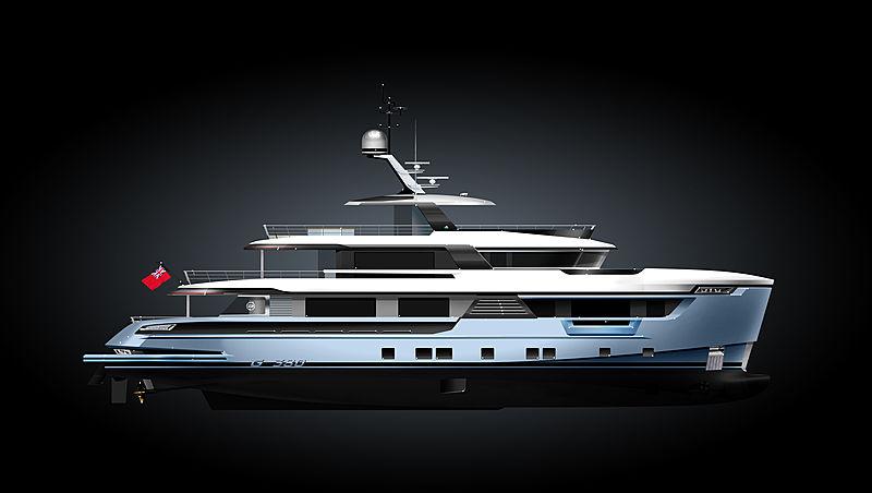 Dynamiq Yachts G380