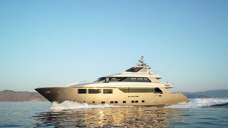 MODUS yacht Tecnomar