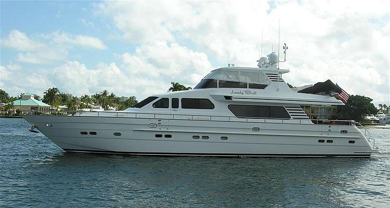 LADY BULL yacht Horizon