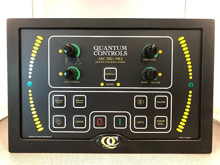 ARC3001 Control Screen