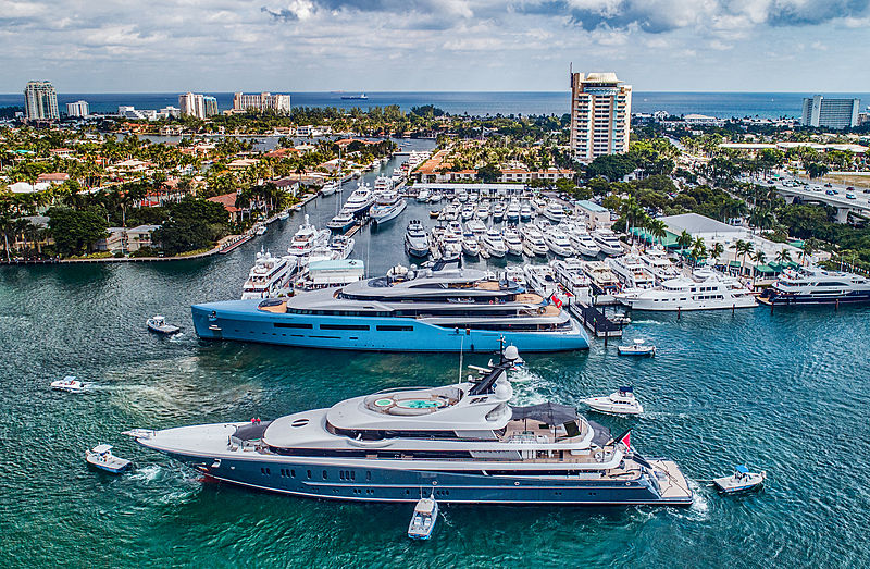 Fort Lauderdale Boat Show 2018