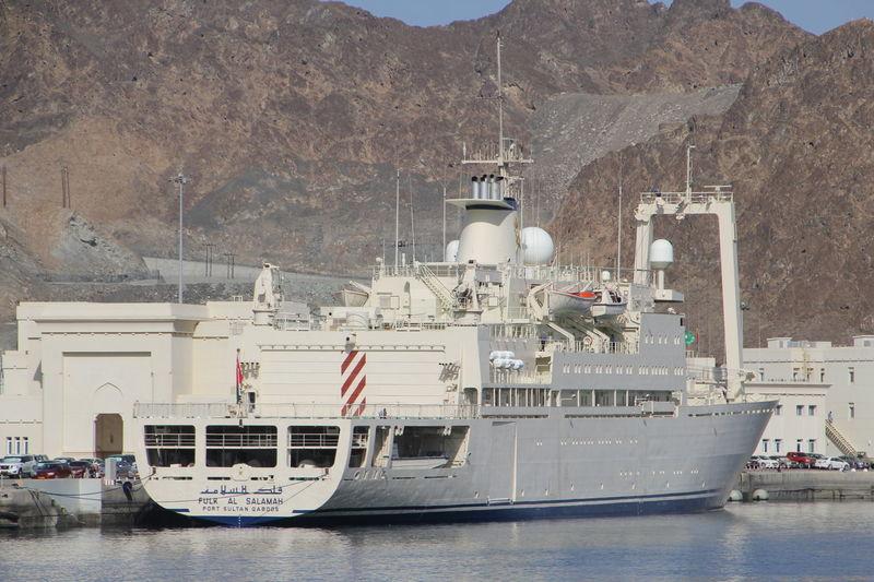 Fulk Al Salamah in Muscat