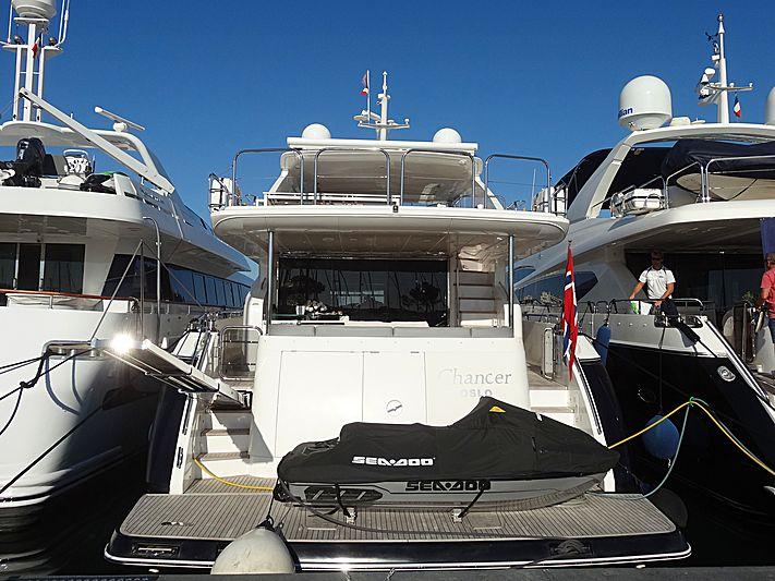 CHANCER  yacht Princess