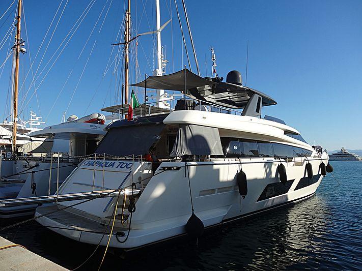 CHAPAQUA TOO  yacht Ferretti Yachts