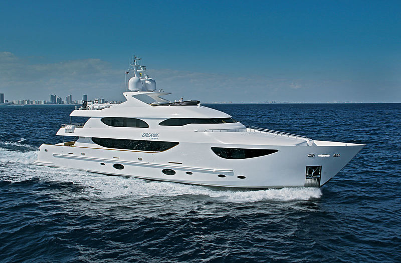 DREAMER yacht Hargrave