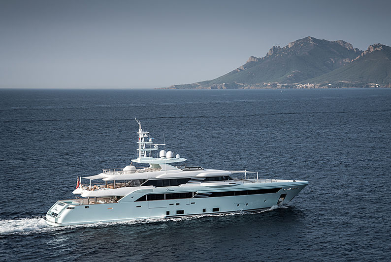Lotano yacht by CRN in Cannes