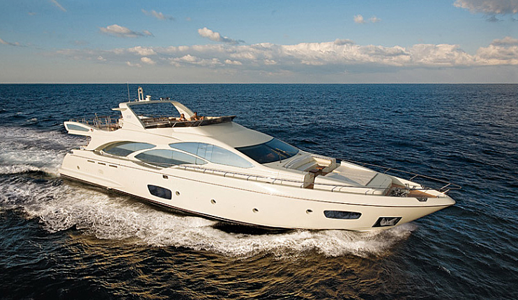 Jester yacht cruising