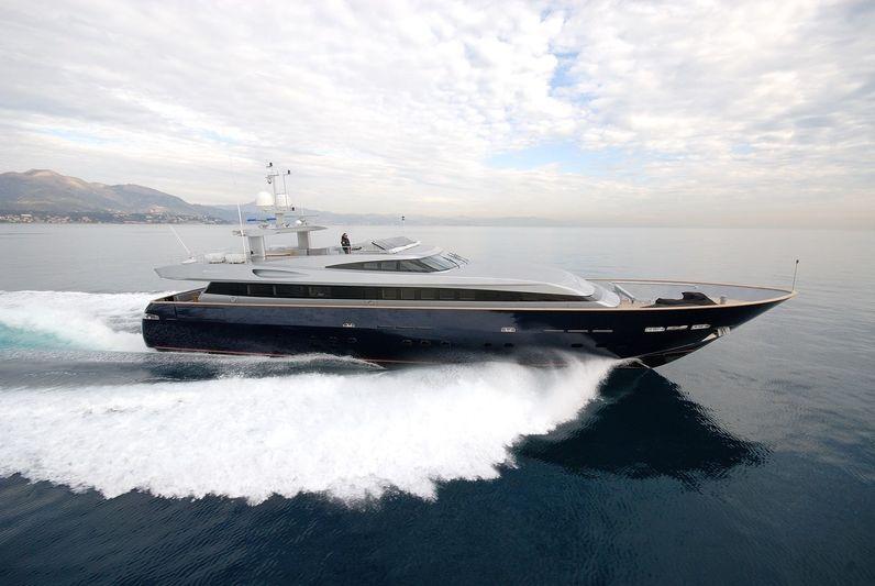 BOLARO yacht Baglietto