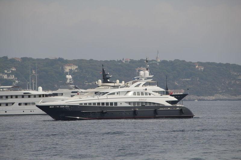 G3 yacht Heesen