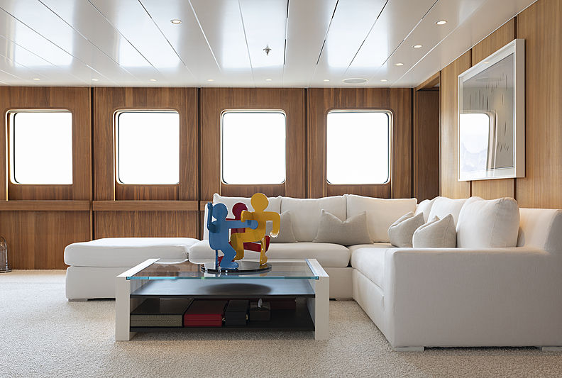 Olivia yacht saloon