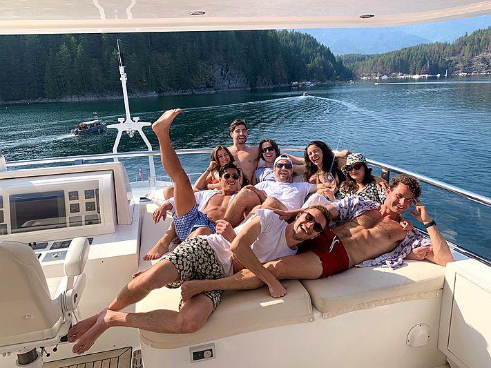 Komokwa yacht lifestyle