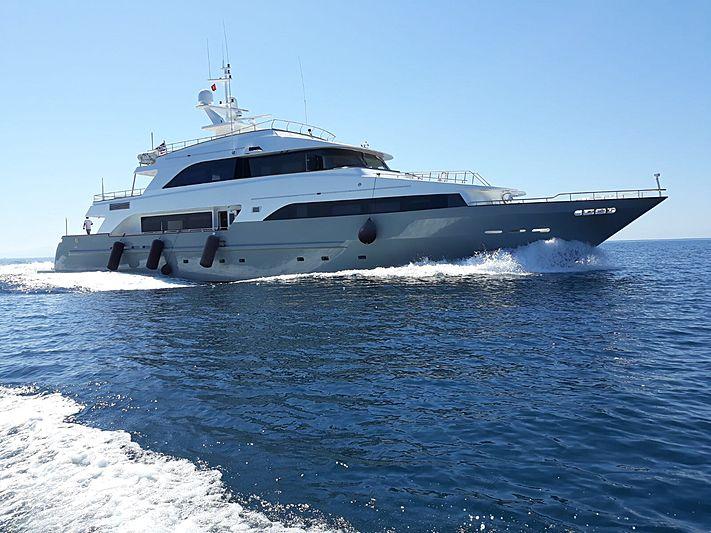 OTTAWA IV yacht I-SEA