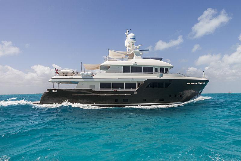 ACALA yacht CdM