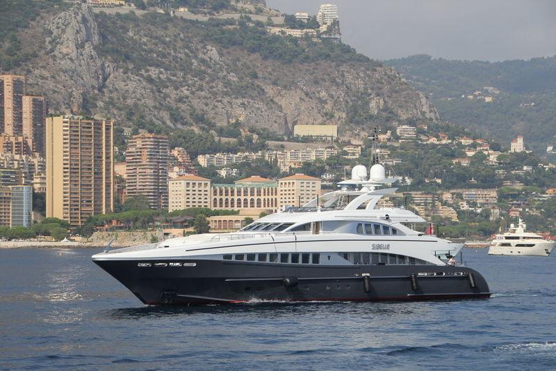 Sibelle in Monaco