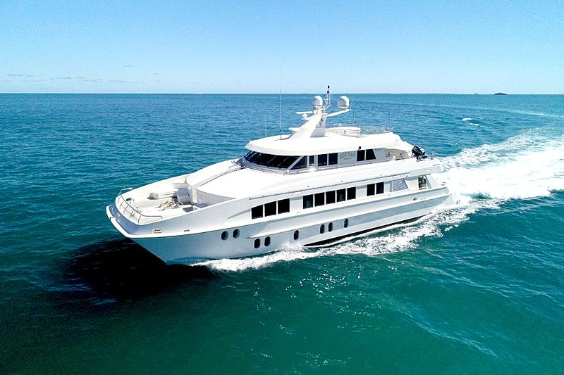 ZIG ZAG yacht Shoreline Marine Fabrication