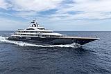 Tis yacht cruising