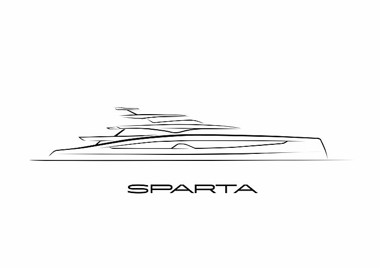Project Sparta by Heesen Yachts & Winch Design