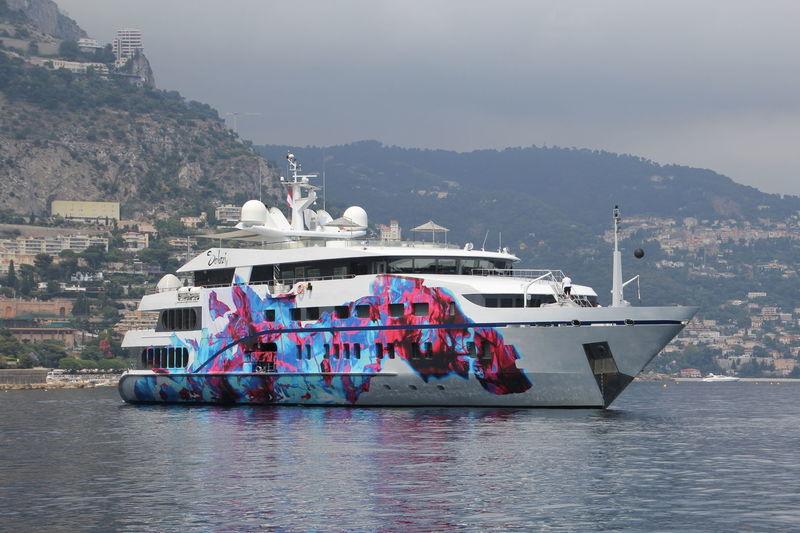 Saluzi in Monaco