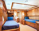 Alegria yacht stateroom