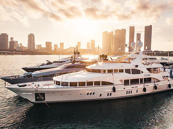 ALEGRIA yacht Benetti