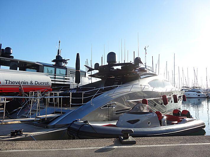 Kjos yacht in Antibes