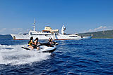 Christina O yacht lifestyle