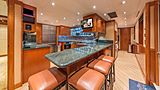 Hospitality yacht galley