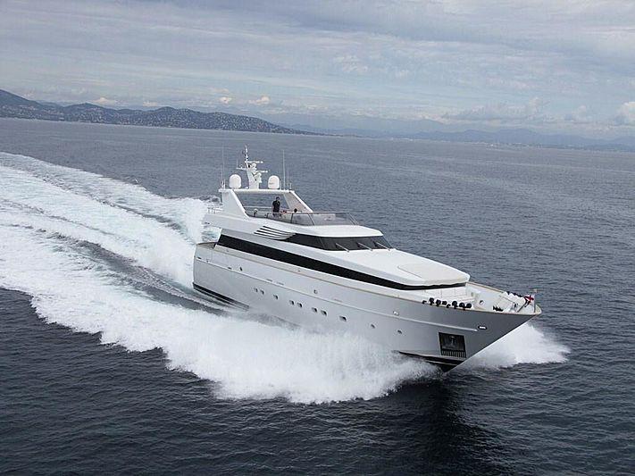 SHOOTING STAR DELTA yacht Cantieri di Pisa