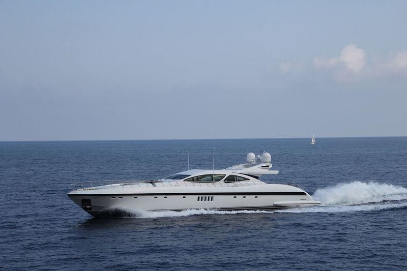 VENI VIDI VICI yacht Overmarine